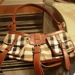 Burberry Cinda Bag GUC